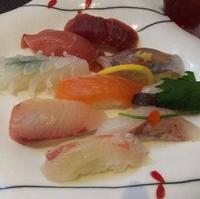しめ寿司の写真