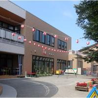 ナーサリースクールとまつりの写真