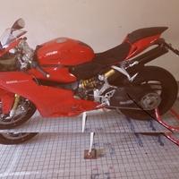 芦刈バイク駐輪の写真