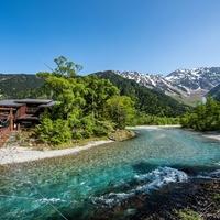 上高地 ホテル白樺荘の写真