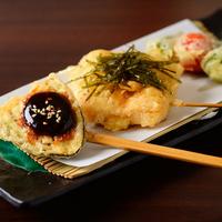 八重洲 天ぷら串 山本家の写真