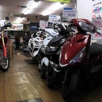 バイクスガレージ モトパルコの写真