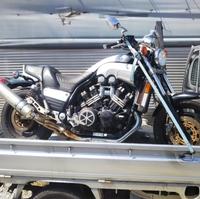 バイク廃車処分ライトナウ静岡の写真