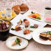 ホテルルビノ京都堀川 レストラン ブランヴェールの写真