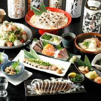 串天ぷらと日本酒バル かぐら 大阪福島店の写真
