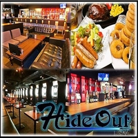 Hide Out 新宿店の写真