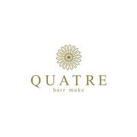 hair make QUATREの写真