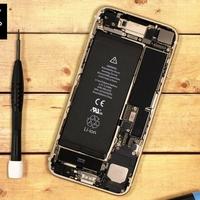iPhone修理 アイサポ 日立中央店の写真