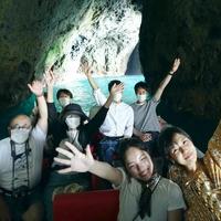 小樽青の洞窟わくわくクルージングの写真