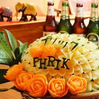 タイ料理プリック天満の写真
