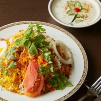 Indian Restaurant SABERA TIKKA BIRYANI 天王洲店の写真