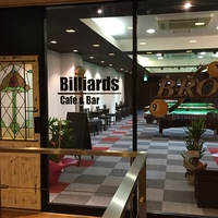 Billiards cafe&Bar BROの写真