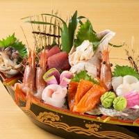 魚活鮮とあぶり焼 海へ 釧路中央店の写真