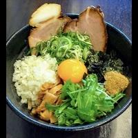豚骨ラーメンとまぜそば 池めん 掛川店の写真