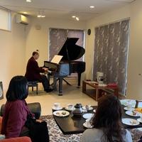 癒しのピアノサロンつぼみ会の写真