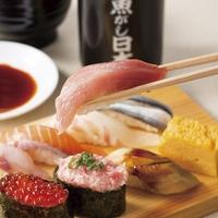 立喰いずし 魚がし日本一新橋駅前店の写真