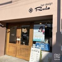hair design Rulaの写真
