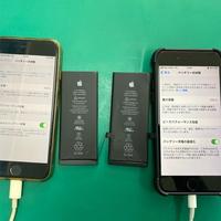 iPhone修理理アップリード周南店の写真