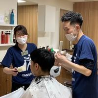 理容室ZANGIRI Next 新宿床屋の写真