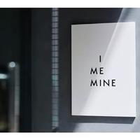 I ME MINEの写真