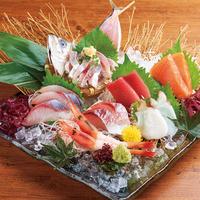濱焼北海道魚萬 旭川2条通店の写真