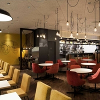 WIRED CAFE 武蔵小杉東急スクエア店の写真