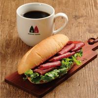 モリバコーヒー浜松町店の写真