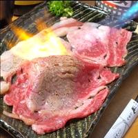 浜松 肉寿司の写真