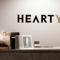 HEARTYの写真