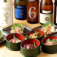 串天ぷらと日本酒バル かぐら 神田店の写真