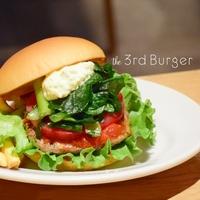 the 3rd Burger アトレ竹芝店の写真