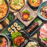 肉×鍋×韓国料理 韓国バルOKOGE 梅田店の写真