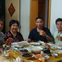 中国ホームステイ ビーチャイニーズの写真