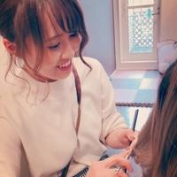 hair make LALAの写真