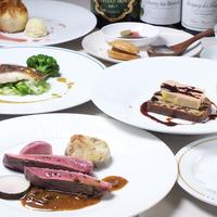 フレンチレストラン サンク・アロマの写真