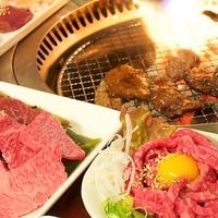 炭火焼肉新日本の写真