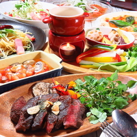 upper garden (アッパーガーデン)イタリアン食べ放題 中央町本店の写真