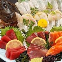 魚河岸料理 うおぎん湊町店の写真
