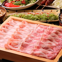 豚料理専門店 豚道 名駅店の写真