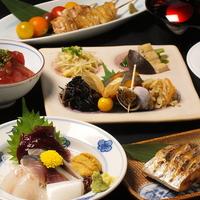 青森食材と隠れ家個室 日本橋 三冨魯久汁八の写真
