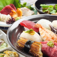 活鮨 魚發 神戸三宮の写真