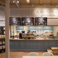 九州パンケーキカフェ武雄市こども図書館店の写真