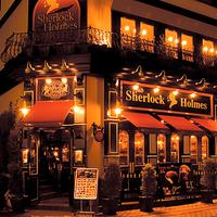 シャーロックホームズの写真