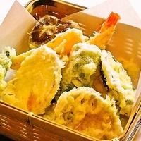 天ぷら 和食の豊年の写真