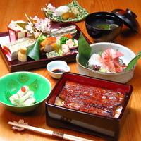 川越 鰻・さつまいも料理 いも膳の写真