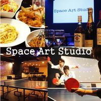 ステージ×貸切パーティー Space Art Studioの写真