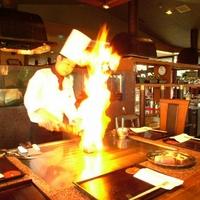 鉄板焼ステーキ 一ッ葉ミヤチクの写真