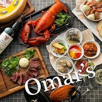 鉄板Bistro Omar's ~オマール~ 西宮北口店の写真