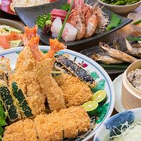 季節料理・とんかつ「ふみぜん」 ホテルニューオータニ本店の写真