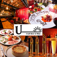 Craft Beer&Wine&Chicago Pizza U‐!の写真